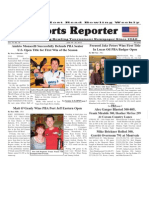 June 19 - 25, 2013 Sports Reporter