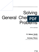 71722789 Solving General Chemistry Problems
