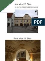 Tema Proiect Restaurare an 4 2010-2011