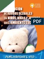 Prevencion de Abusos Sexuales