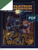Classic Battletech - Battletech Compendium Ocr