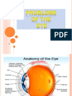 Problems of the Eye