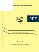 Normas de Projeto de Rodoviários