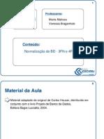 Aula_028 - Normalização de BD - 3FN e 4FN