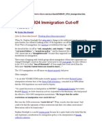 Kevin MacDonald - Was the 1924 Inmmigration Cut-Off Racist