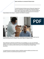 11 06 13 e Oaxaca Convocan Sso y Comite Municipal a Inscribirse a La Jornada de Protesis Ocular
