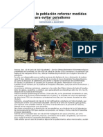 13-06-13 quadratinoaxaca Pide SSO a la población reforzar medidas para evitar paludismo