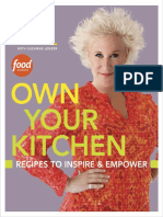 Excerpt from Own Your Kitchen