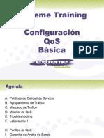 Extreme Networks B5 Configuracion QoS Basica