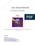 Career Action Network June 18 Vol 29