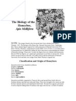 The Biology of the Honeybee