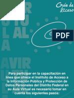 Guia de Acceso Al Ava