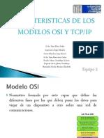 Y-Optativa Modelo TCP-IP Y OSI