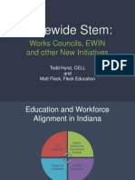 READY NWI Presentation - STEM in Indiana