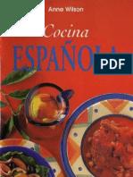 Anne Wilson - Cocina española