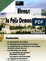 Atenas, Una Poilis Democratica