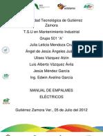 Amarres (Instalaciones Eléctricas).