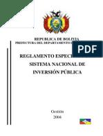 REGLAMENTO ESPEC. SNIP-CBBA.pdf