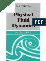 Physical Fluid Dynamics TRITTON