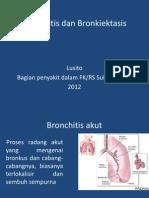 Bronchitis Dan Bronkiektasis