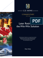 Later Retirement_The Win-Win Solution
