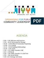 Community Leadership Training