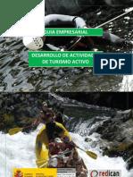 Guia - Turismo Activo