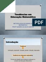 AULA 02_Tendencias Em Educacao Matematica