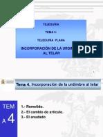 Tejeduria Plana 04