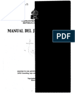 Manuel de Jueces de Letras Honduras USAID