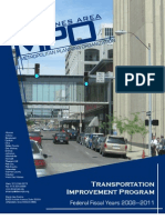 Transportation Improvement Program FY 2008-2011