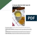 10 Razones Para Usar Limon