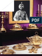 The Maharaja of Patiala's Banqueting Silver Service