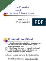 Ponto 8 - Regras Conexao e Contratos