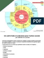 Un outil d'aide à la décision pour l'action sociale, par Nathalie de Lacoste