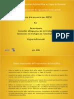2013-06 Parcours d'implantation de LibreOffice au Cégep de Rimouski