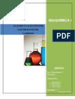 Hidrolisis Del Almidon y d La Sacarosa