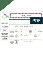 PWC Calendar 200905