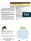 May 2009 Newsletter (1)