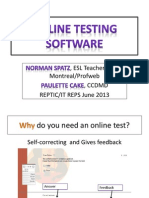 2013-06 Online Testing Netquiz Software