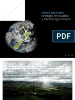 New Zealand Renewable Energy and Clean Technology Spanish