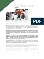 10-06-13 eltuxtepecano Exhorta SSO a reforzar medidas de prevención de accidentes escolares