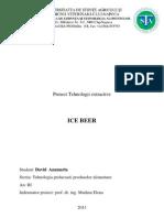 Proiect Bere