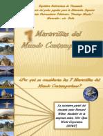 Maravillas del Mundo Contemporaneo.pptx