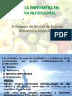 Rol de La Enfermera en Nutricion