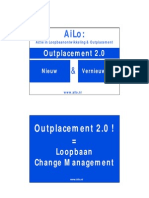Outplacement 2.0 is Outplacement nieuwe stijl