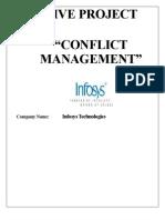 Confilict Management