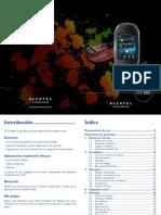 Manual Celular Alcatel Nene