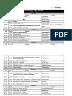 Calendário de Provas B2