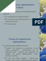 Organizacion Federal